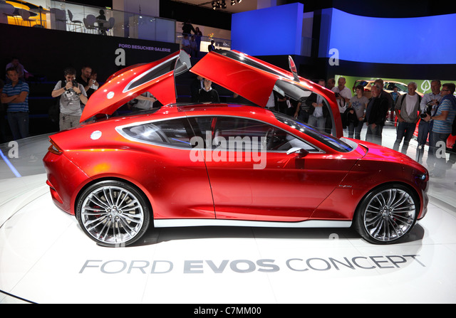 Ford Concept Car EVOS at the 64th IAA (Internationale Automobil Ausstellung) - Stock Image & New Ford Car Stock Photos u0026 New Ford Car Stock Images - Alamy markmcfarlin.com