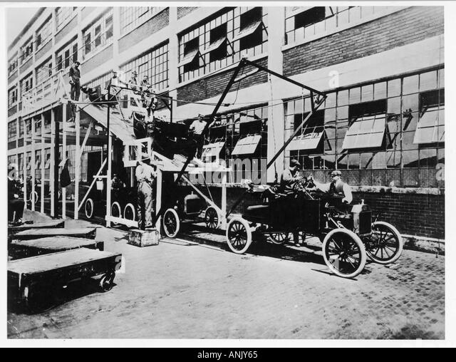 Ford Factory Stock Photos Ford Factory Stock Images Alamy