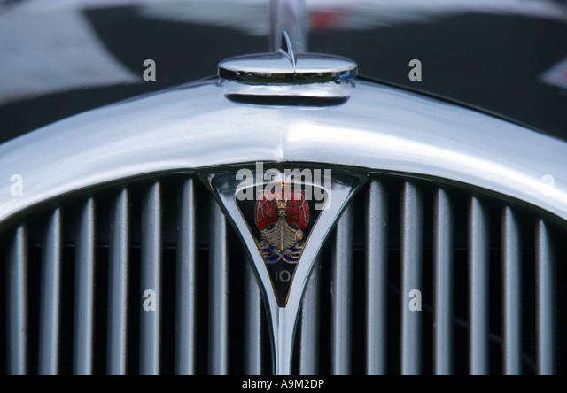 Traditional British Car Manufacturer Stock Photos ...