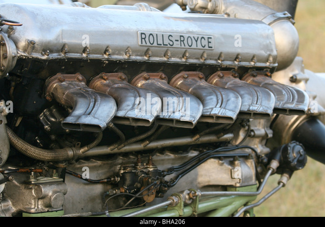 Rolls Royce Merlin Engine Stock Photos & Rolls Royce ...