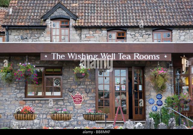 Wishing Well Tea Rooms Cheddar
