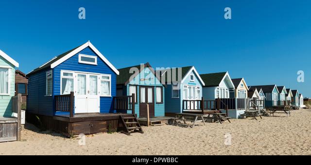 Hill Head Beach Huts For Sale