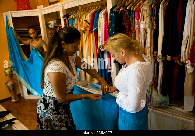 Mauritius Clothing Shop Stock Photos Mauritius Clothing Shop Stock Images Alamy