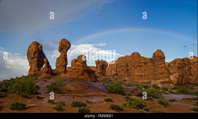 Rainbow Bridge Utah Stock Photos Rainbow Bridge Utah Stock Images Alamy