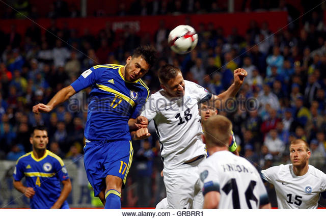 World Cup 2018 Qualifying Bosnia