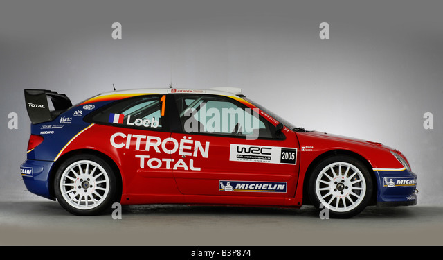 Citroen Rally Car Stock Photos Citroen Rally Car Stock Images