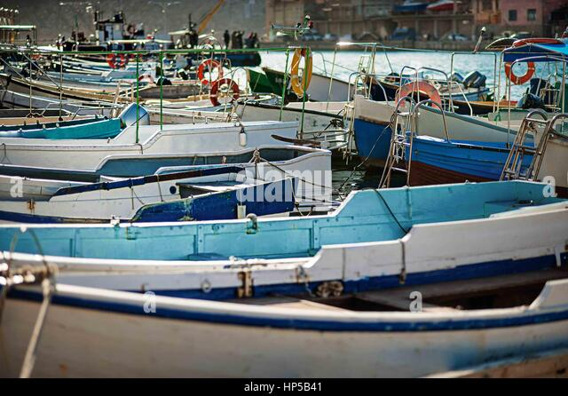 Small group of boats stock photos small group of boats for Fishing row boats