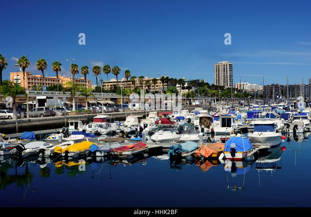 City of las palmas stock photos city of las palmas stock images alamy - Port of las palmas gran canaria ...