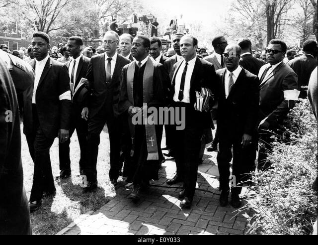 Martin Luther King Funeral Funeral Reverend Marti...