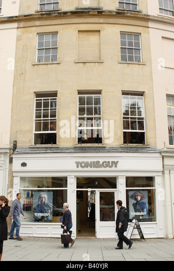 Toni and guy uk stock photos toni and guy uk stock for 108 new bond street salon