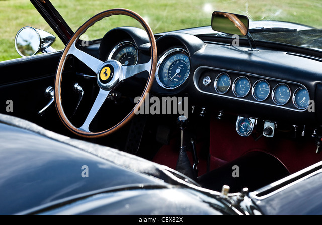 ferrari steering wheel stock photos ferrari steering wheel stock images alamy. Black Bedroom Furniture Sets. Home Design Ideas
