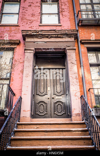 Apartment Building Entrance Stock Photos Apartment Building