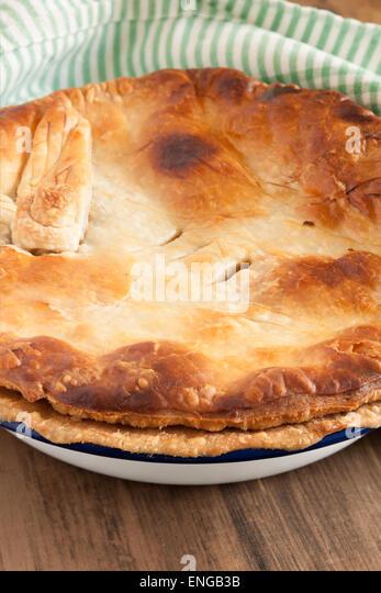 Puff Pastry Pie Savoury Stock Photos & Puff Pastry Pie ...