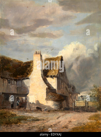 Country Cottage Chimney Stock Photos Amp Country Cottage