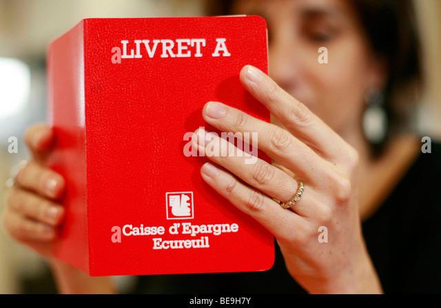 Caisse d 39 epargne stock photos caisse d 39 epargne stock images alamy - Plafond livret b caisse epargne ...