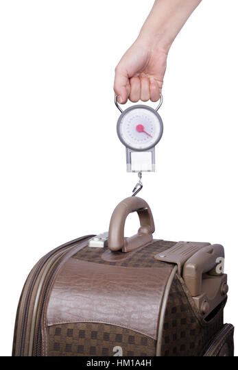 Luggage Weight Stock Photos & Luggage Weight Stock Images - Alamy