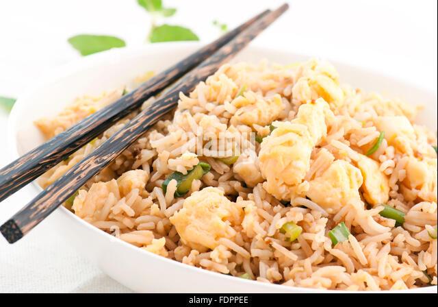 Asian rice dish goreng