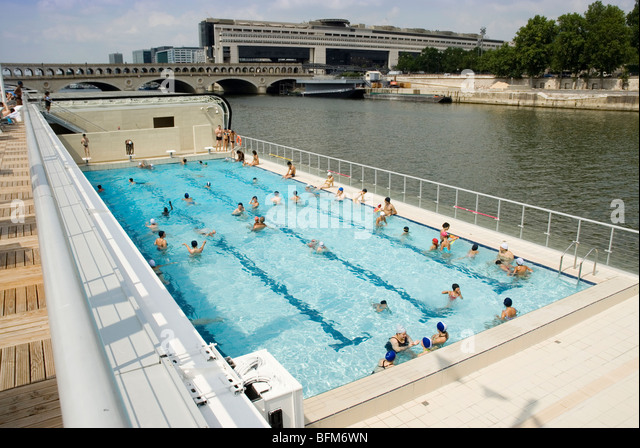 Piscine josephine baker stock photos piscine josephine for Piscine josephine baker