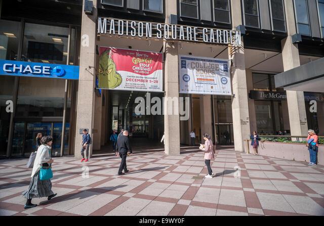 Madison Square Garden Knicks Stock Photos Madison Square Garden Knicks Stock Images Alamy