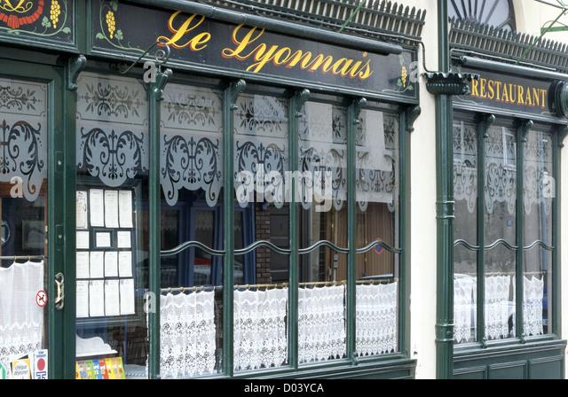 restaurant le havre normandy france stock image - L Etable Le Havre