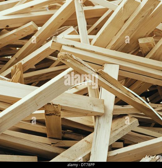 Timber pile stock photos images alamy