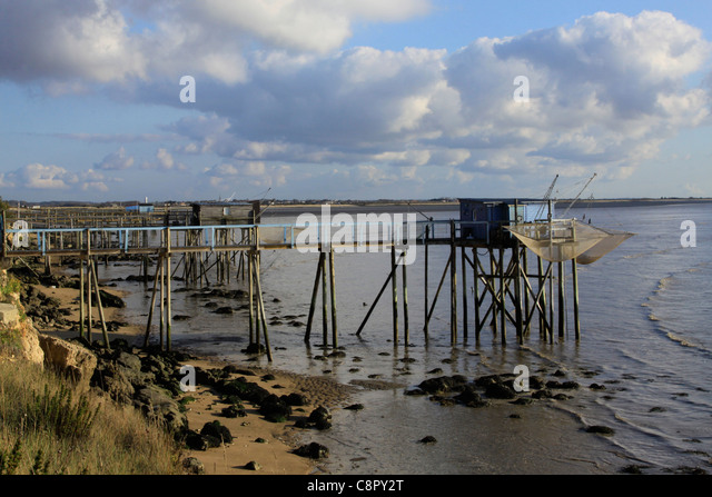 Barques stock photos barques stock images alamy for Fishing piers near me