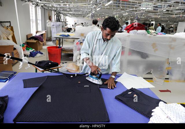 Knitting Units In Tirupur : Tirupur stock photos images alamy