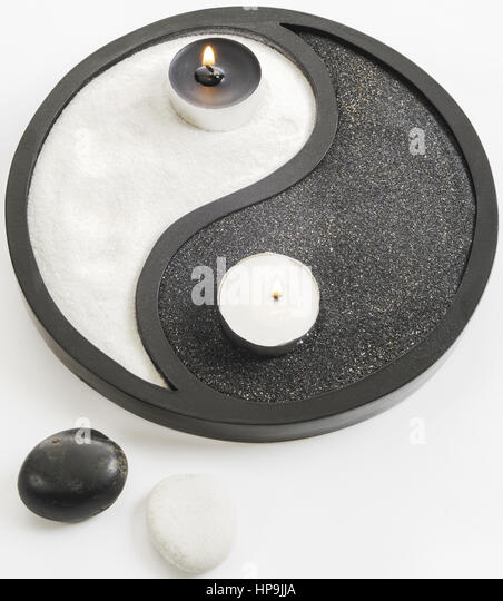 yin yang symbols stock photos yin yang symbols stock images alamy. Black Bedroom Furniture Sets. Home Design Ideas