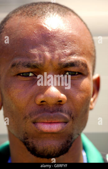 Gift leremi stock photos gift leremi stock images alamy soccer concacaf gold cup 2005 group c jamaica v south africa los negle Choice Image