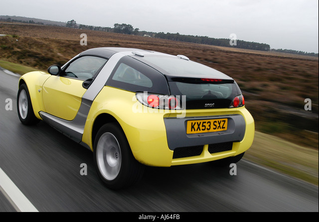 smart roadster coupe - photo #41