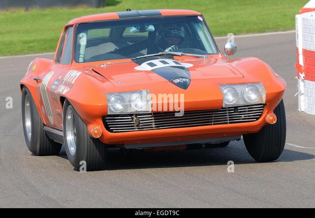 Chevrolet Corvette Sting Ray Stock Photos  Chevrolet Corvette