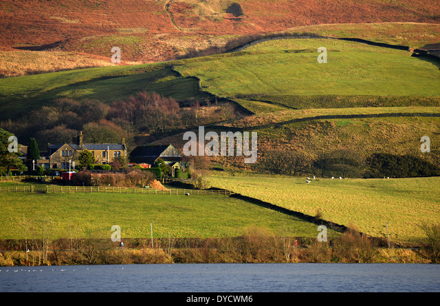 Line Art Rochdale : Hollingworth stock photos images alamy
