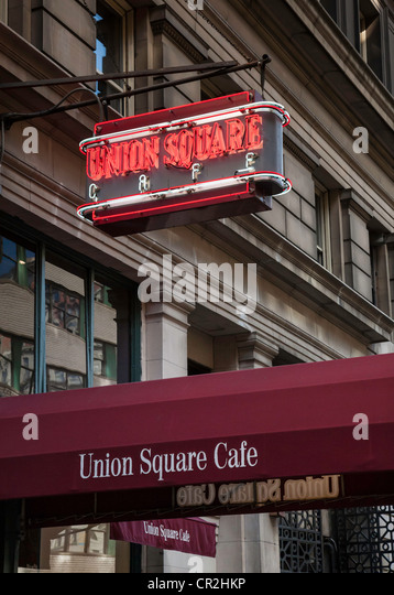 Cafe Near Union Square Nyc
