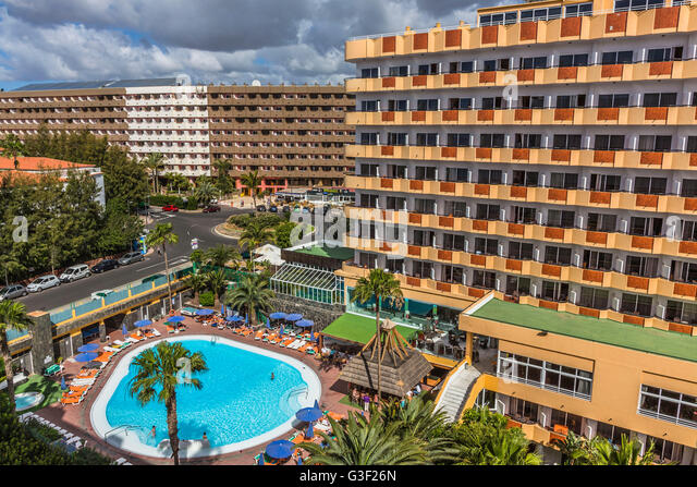 Hotel Europalace Gran Canaria Playa Del Ingles