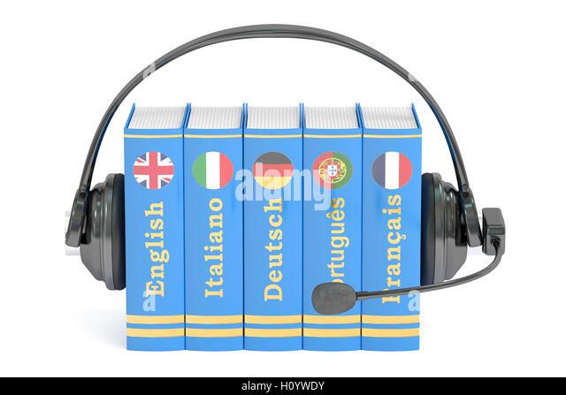 Translation Headset Stock Photos & Translation Headset