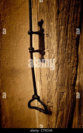 Old Door Bell Stock Photos & Old Door Bell Stock Images - Alamy