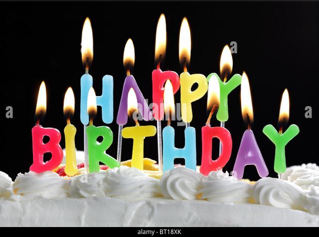 Happy Birthday Cake Stock Photos  Happy Birthday Cake Stock - Happy birthday 18 cake