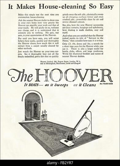 Vacuum Cleaner Advert Stock Photos Amp Vacuum Cleaner Advert