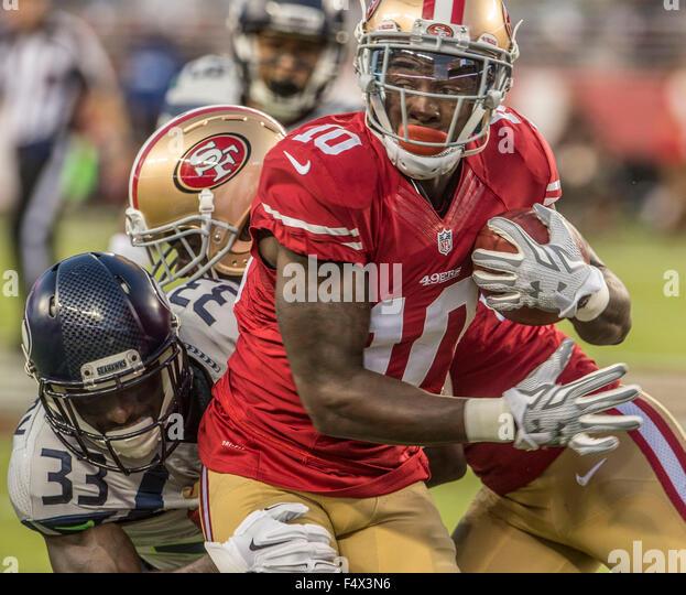 Cheap NFL Jerseys Online - 49ers Wide Receiver Bruce Ellington Stock Photos & 49ers Wide ...