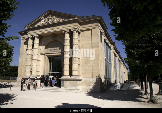 Orangerie paris stock photos orangerie paris stock for Jardin orangerie