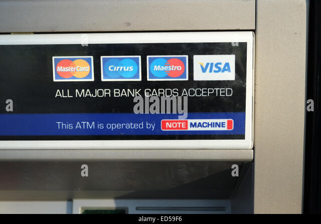 cirrus atm machine