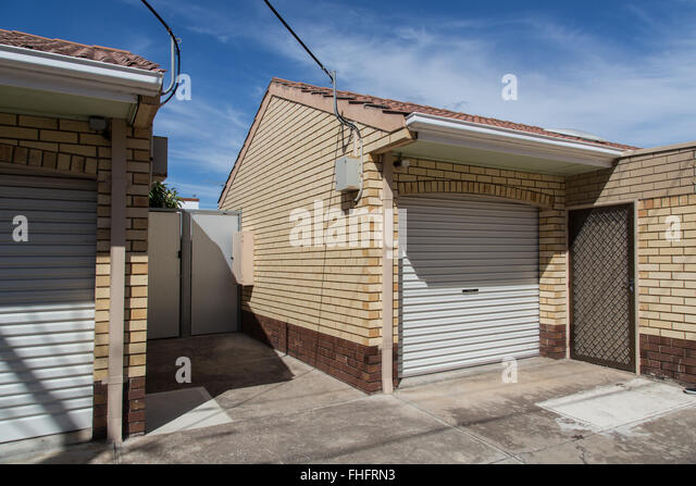 Brick cladding stock photos brick cladding stock images alamy - The shutter clad house ...