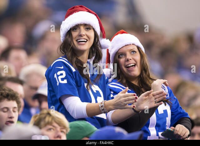 Female Indianapolis Colts Fans