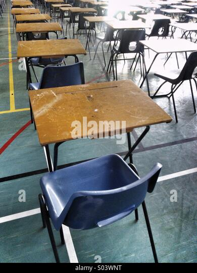 gcse exam hall stock photos gcse exam hall stock images alamy