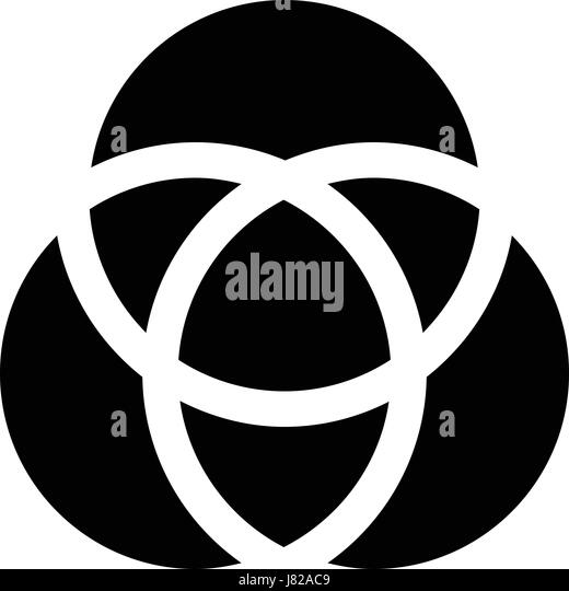 Probability black and white stock photos images alamy venn diagram stock image ccuart Choice Image