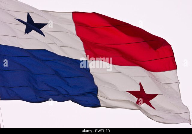 Flag Flags Panama Stock Photos Flag Flags Panama Stock Images - Panama flags