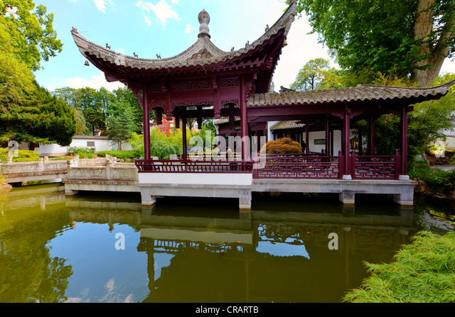 Chinese Tea Pavilion Stock Photos & Chinese Tea Pavilion Stock ...