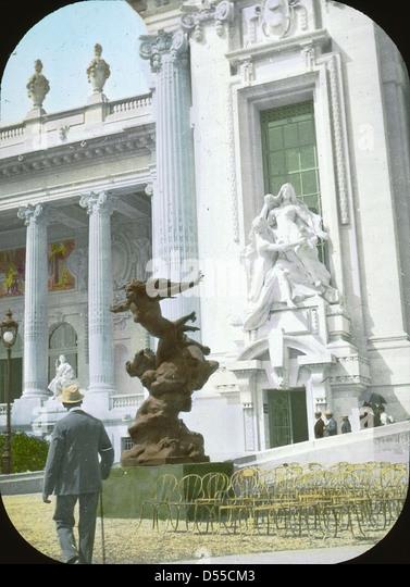 Estatuas stock photos estatuas stock images alamy - Exposition grand palais paris ...