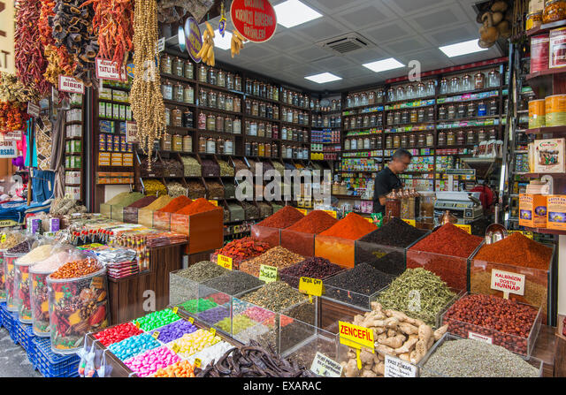 Izmir Bazaar Stock Photos & Izmir Bazaar Stock Images - Alamy