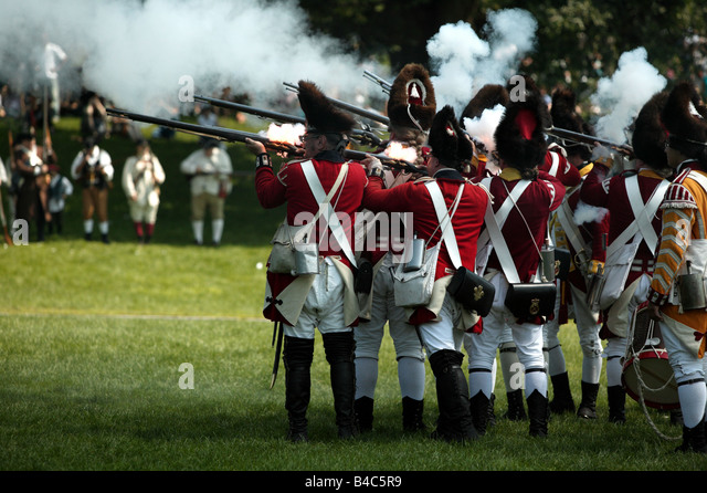 Red Coats Army Stock Photos & Red Coats Army Stock Images - Alamy